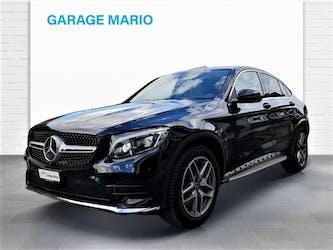 Mercedes-Benz GLC-Klasse GLC 250 GLC Coupé 250 AMG Line 4Matic 9G-Tronic 51'300 km CHF47'700 - buy on carforyou.ch - 3