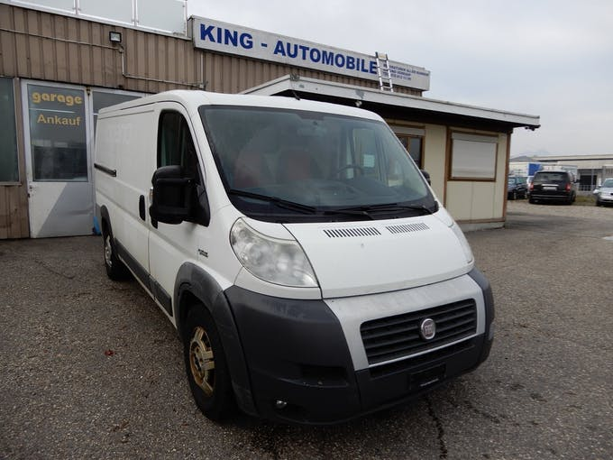 Fiat Ducato 17 3.0 CNG Natural Power 247'000 km CHF4'900 - buy on carforyou.ch - 1
