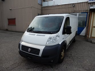 Fiat Ducato 17 3.0 CNG Natural Power 247'000 km CHF4'900 - buy on carforyou.ch - 2