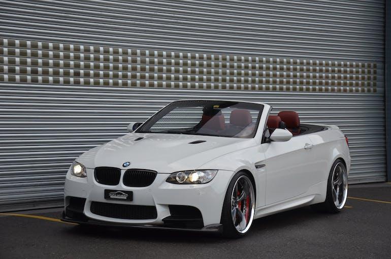BMW 3er M3 Cabriolet DSG 87'900 km CHF37'900 - buy on carforyou.ch - 1