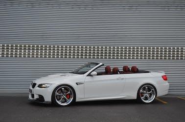 BMW 3er M3 Cabriolet DSG 87'900 km CHF37'900 - buy on carforyou.ch - 2