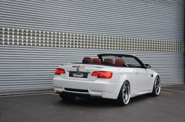 BMW 3er M3 Cabriolet DSG 87'900 km CHF37'900 - buy on carforyou.ch - 3