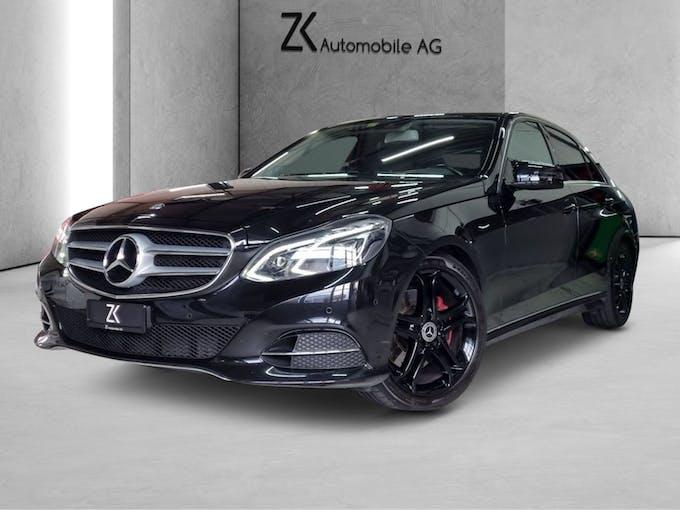 Mercedes-Benz E-Klasse E 250 BlueTEC Avantgarde 4Matic 7G-Tronic 135'000 km CHF23'990 - buy on carforyou.ch - 1