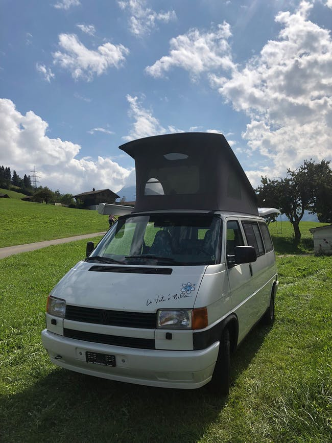 VW T4 California 325'000 km CHF24'900 - buy on carforyou.ch - 1