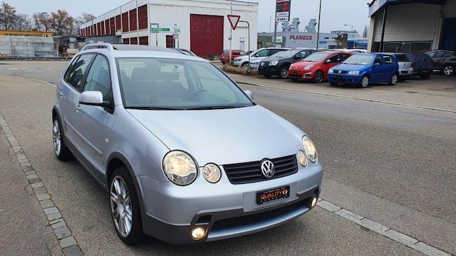 VW Polo 1.4 16V 100 Sportline 119'999 km CHF4'600 - buy on carforyou.ch - 1