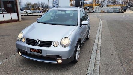 VW Polo 1.4 16V 100 Sportline 119'999 km CHF4'600 - buy on carforyou.ch - 2