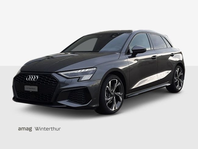 Audi A3 Sportback 35 TFSI S line Attraction 2'000 km CHF51'390 - buy on carforyou.ch - 1
