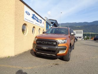 Ford Ranger DKab.Pick-up 3.2 TDCi 4x4 Wildtrak 64'000 km CHF34'700 - buy on carforyou.ch - 3