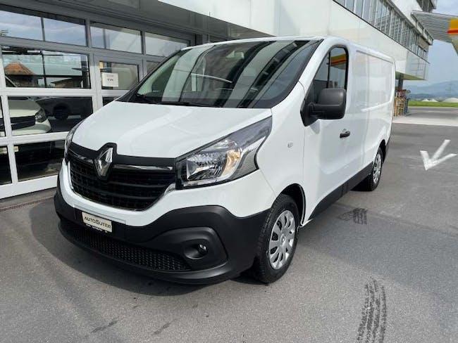 Renault Trafic Kastenwagen Business KW L1H1 3.0t Energy dCi 120 50 km CHF28'428 - kaufen auf carforyou.ch - 1