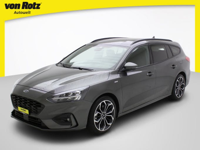 Ford Focus 1.5 SCTi ST Line 19'900 km CHF25'599 - buy on carforyou.ch - 1
