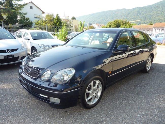 Lexus GS 430 Automatic 234'000 km CHF4'900 - kaufen auf carforyou.ch - 1