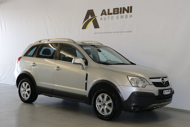 Opel Antara 2.0 CDTi Enjoy 4WD Automatic 164'400 km CHF7'900 - acquistare su carforyou.ch - 1