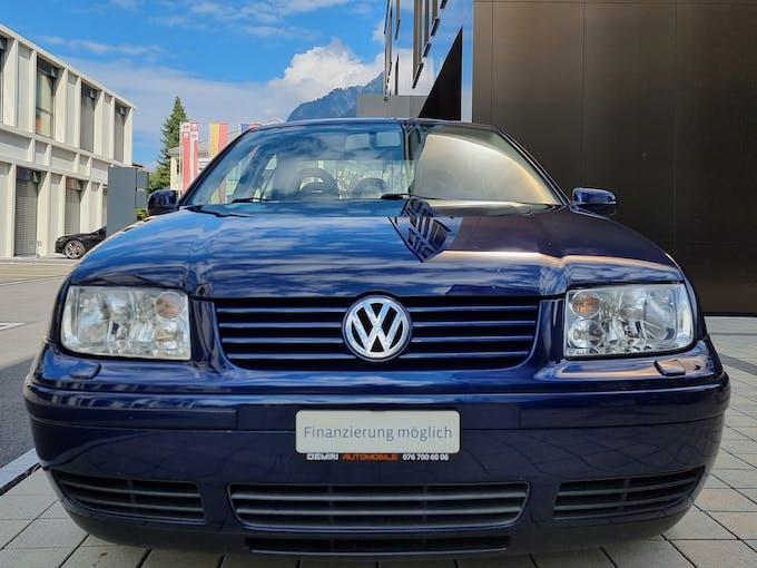 VW Bora 2.0 Comfortline 4Motion 206'665 km CHF4'900 - buy on carforyou.ch - 1