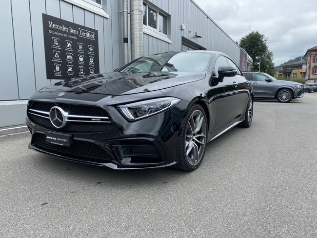 Mercedes-Benz CLS 53 AMG 4 Matic+ 33'000 km CHF89'800 - buy on carforyou.ch - 1