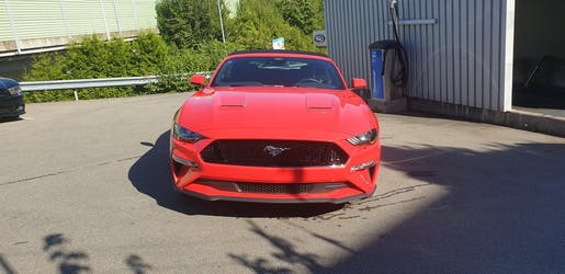 Ford Mustang Convertible 5.0 V8 GT 1 km CHF69'900 - buy on carforyou.ch - 2