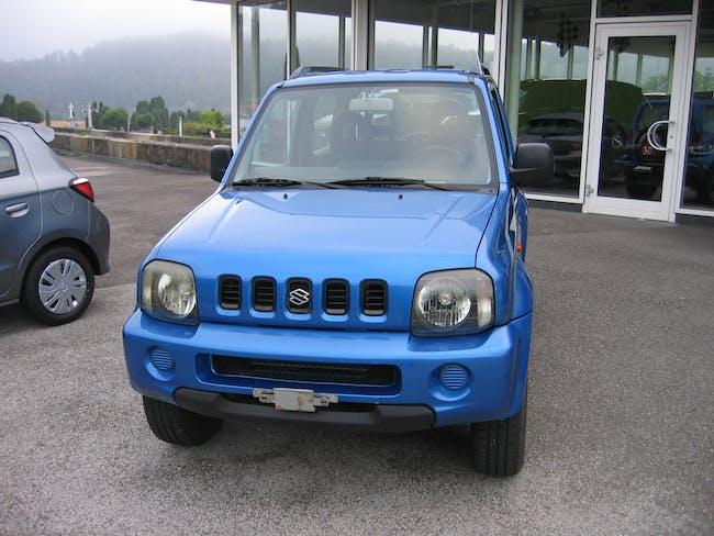 Suzuki Jimny 1.3 16V JLX 100'800 km CHF5'000 - acquistare su carforyou.ch - 1