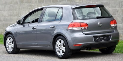 VW Golf VI 2.0 TDI Comfortline DSG 177'000 km CHF8'200 - buy on carforyou.ch - 2