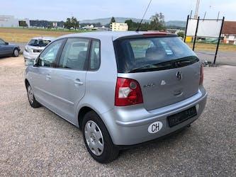 VW Polo 1.4 16V Comfortline 80'000 km CHF4'900 - buy on carforyou.ch - 2