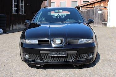 SEAT Leon 1.8 T Cupra R 183'000 km CHF2'999 - buy on carforyou.ch - 2
