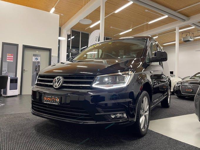 VW Caddy 2.0TDI 4Motion BlueMotion Technology DSG 65'000 km CHF24'900 - buy on carforyou.ch - 1