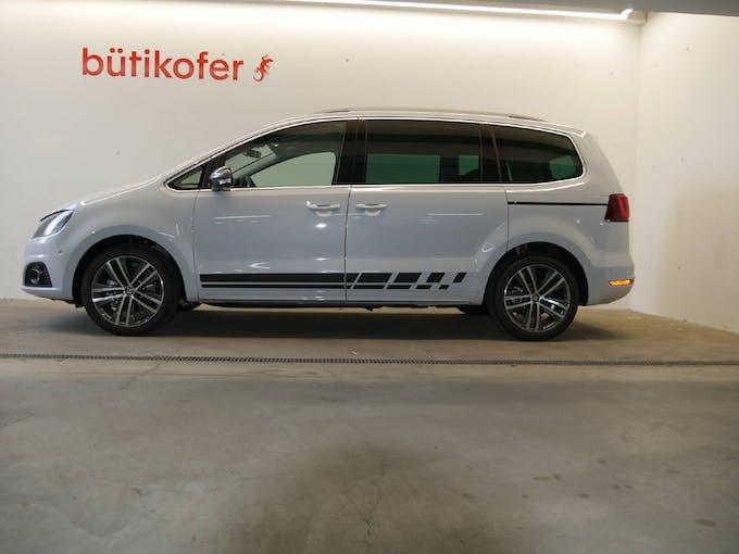 SEAT Alhambra 1.4 TSI Hola FR DSG S 1'000 km CHF41'900 - buy on carforyou.ch - 1