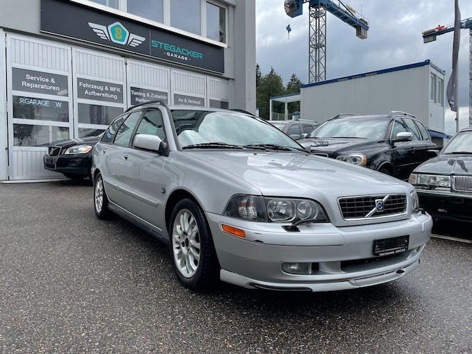 Volvo S40/V40 V40 T4 Limited Sports Edition 202'000 km CHF2'999 - buy on carforyou.ch - 1
