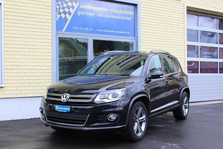 VW Tiguan 2.0 TDI Cityscape 4Motion DSG 91'500 km CHF17'900 - buy on carforyou.ch - 1