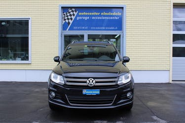 VW Tiguan 2.0 TDI Cityscape 4Motion DSG 91'500 km CHF17'900 - buy on carforyou.ch - 3