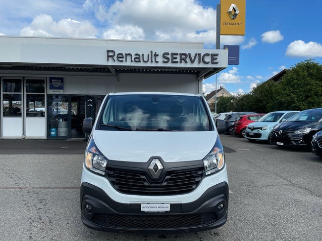 Renault Trafic 1.6 dCi 115 2.9t Business L1H1 78'500 km CHF18'500 - kaufen auf carforyou.ch - 1