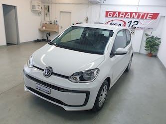 VW Up 1.0 move up 117'000 km CHF5'900 - buy on carforyou.ch - 2