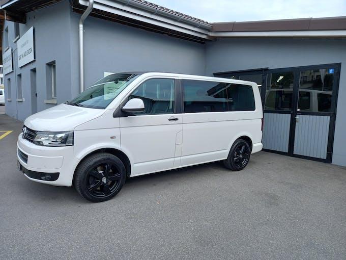 VW T5 Multivan 2.0 Bi-TDI CR CL Edition 25 4Mot. DSG 223'400 km CHF22'300 - buy on carforyou.ch - 1
