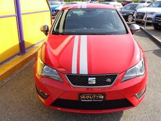 SEAT Ibiza 1.0 EcoTSI FR 43'000 km CHF14'300 - buy on carforyou.ch - 2