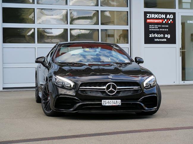 Mercedes-Benz SL 63 AMG 18'900 km CHF124'500 - acquistare su carforyou.ch - 1