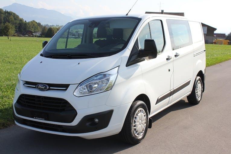 Ford Transit Custom Van 310 L1H1 Limited 167'000 km CHF14'999 - buy on carforyou.ch - 1