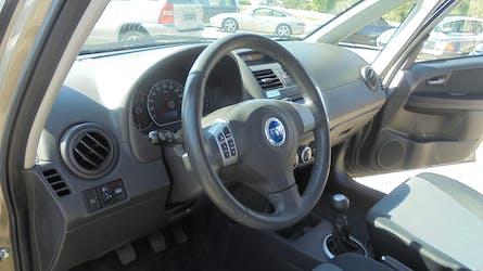 Fiat Sedici 1.6 4WD Emotion 100'000 km CHF6'990 - buy on carforyou.ch - 2