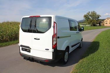 Ford Transit Custom Van 310 L1H1 Limited 167'000 km CHF14'999 - buy on carforyou.ch - 3