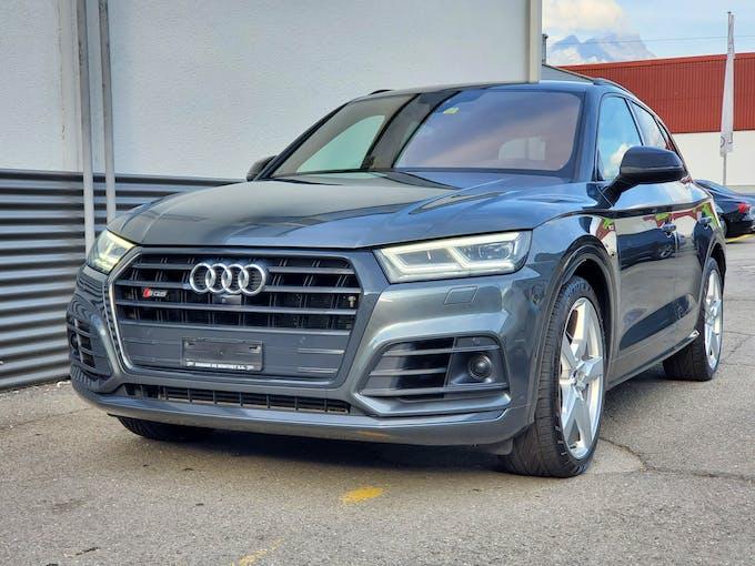 Audi SQ5 3.0 TFSI quattro S-tronic 107'300 km CHF44'500 - buy on carforyou.ch - 1