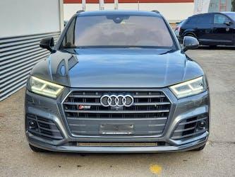 Audi SQ5 3.0 TFSI quattro S-tronic 107'300 km CHF44'500 - buy on carforyou.ch - 2