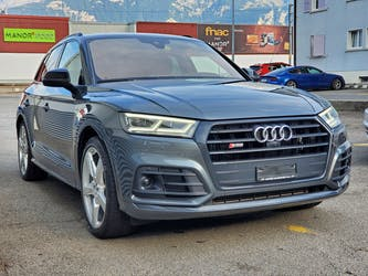 Audi SQ5 3.0 TFSI quattro S-tronic 107'300 km CHF44'500 - buy on carforyou.ch - 3