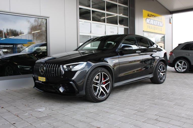 Mercedes-Benz GLC-Klasse GLC 63 AMG GLC Coupé 63 S AMG 4Matic 9G-Tronic*CH* 22'900 km CHF89'900 - buy on carforyou.ch - 1