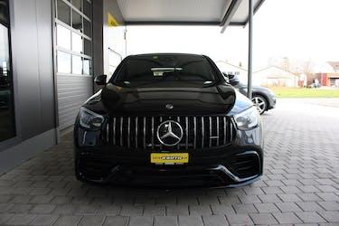 Mercedes-Benz GLC-Klasse GLC 63 AMG GLC Coupé 63 S AMG 4Matic 9G-Tronic*CH* 22'900 km CHF89'900 - buy on carforyou.ch - 2
