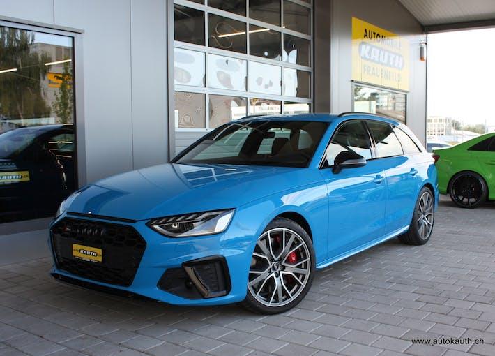Audi S4 / RS4 S4 Avant 3.0 TDI quattro tiptronic 8'600 km CHF62'900 - buy on carforyou.ch - 1