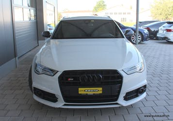 Audi S6 / RS6 S6 Avant 4.0 TFSI V8 quattro S-tronic 49'400 km CHF58'900 - buy on carforyou.ch - 2