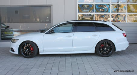 Audi S6 / RS6 S6 Avant 4.0 TFSI V8 quattro S-tronic 49'400 km CHF58'900 - buy on carforyou.ch - 3