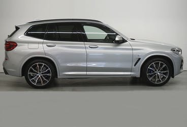 BMW X3 xDrive M40i Pure M Sport Steptronic 10 km CHF85'820 - buy on carforyou.ch - 3