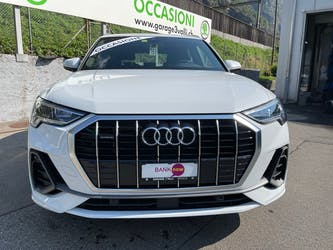 Audi Q3 45 TFSI S line quattro S-tronic 41'900 km CHF47'500 - buy on carforyou.ch - 3