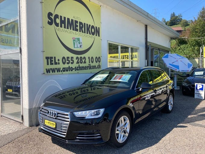 Audi A4 Avant 2.0 TDI Sport S-tronic 27'300 km CHF28'500 - buy on carforyou.ch - 1