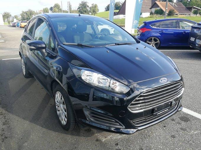 Ford Fiesta 1.0 EcoB 100 Trend 64'900 km CHF9'400 - buy on carforyou.ch - 1