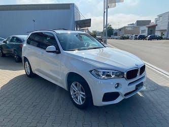 BMW X5 xDrive 25d Steptronic M Paket 79'000 km CHF36'800 - buy on carforyou.ch - 2