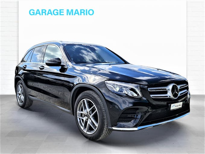 Mercedes-Benz GLC-Klasse GLC 250 d AMG Line 4Matic 9G-Tronic 47'700 km CHF46'700 - buy on carforyou.ch - 1